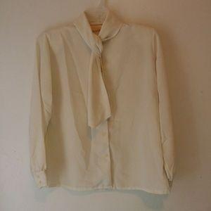 Vintage Pendleton blouse shirt top sz 12